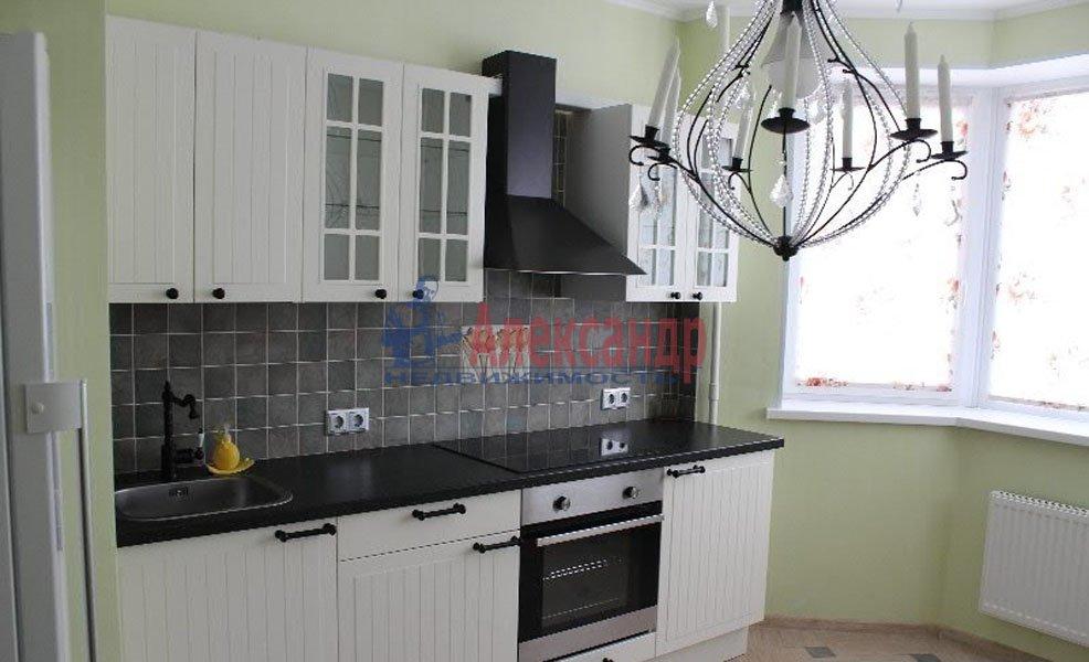 1-комнатная квартира (36м2) в аренду по адресу Парголово пос., Валерия Гаврилина ул., 5— фото 1 из 7