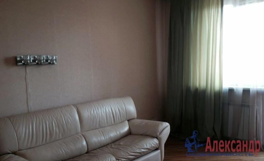 1-комнатная квартира (40м2) в аренду по адресу Будапештская ул., 7— фото 1 из 4