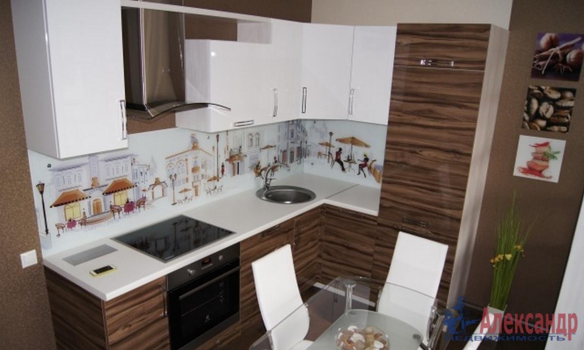 2-комнатная квартира (52м2) в аренду по адресу Дунайский пр., 5— фото 3 из 3