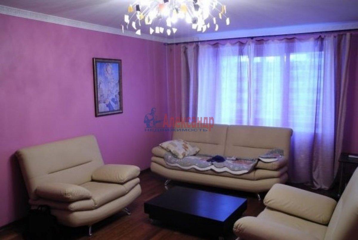 2-комнатная квартира (66м2) в аренду по адресу Ленинский пр., 114— фото 6 из 6