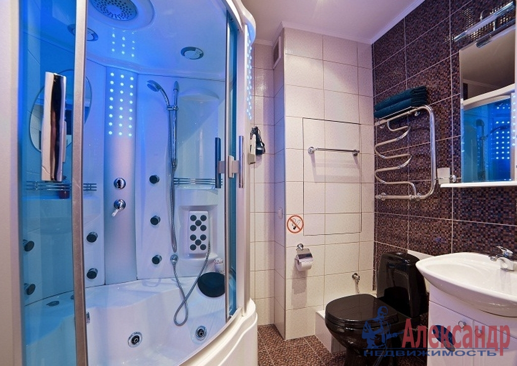 2-комнатная квартира (75м2) в аренду по адресу Дивенская ул., 5— фото 4 из 4
