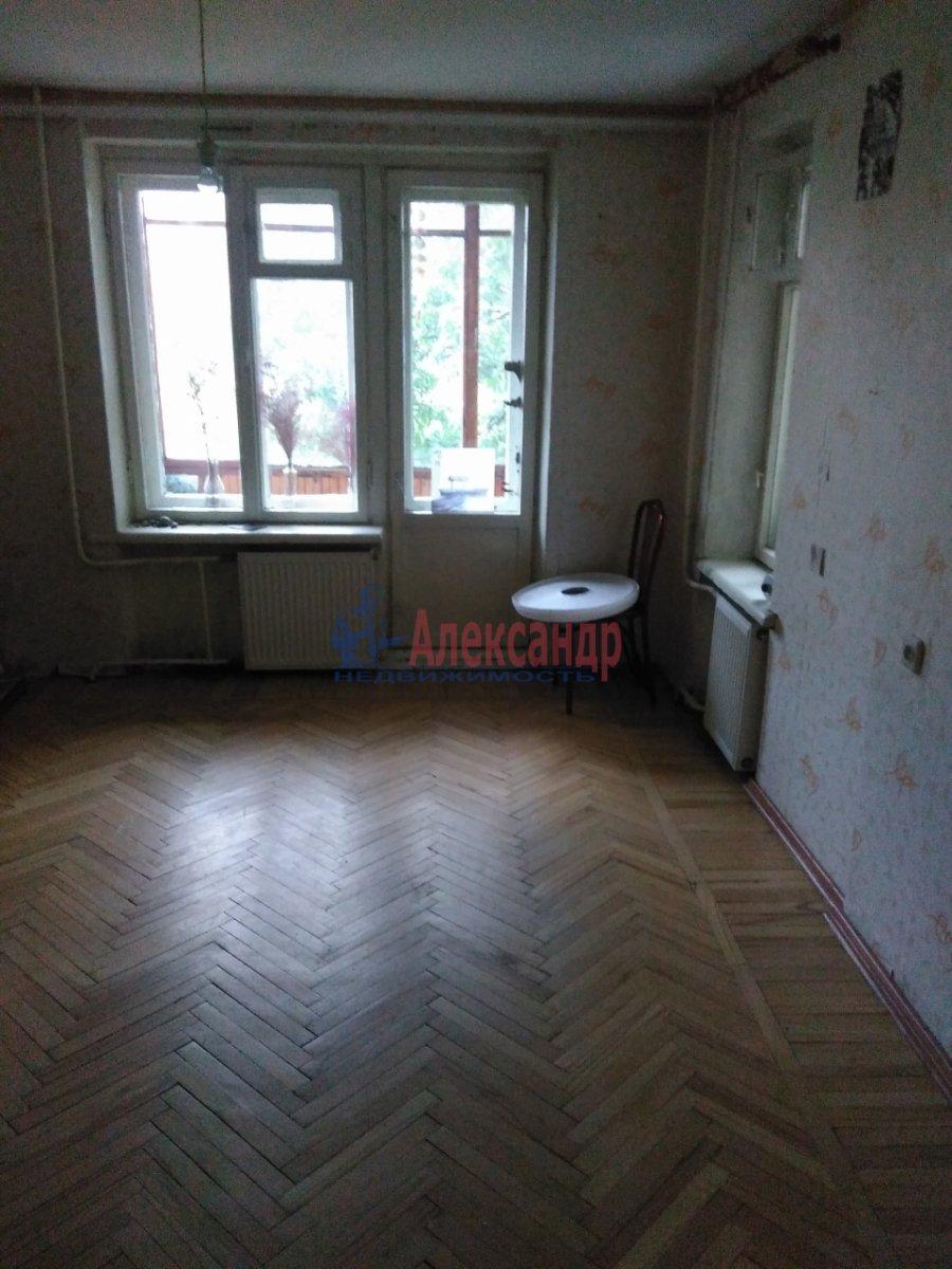 1-комнатная квартира (33м2) в аренду по адресу Турку ул., 11— фото 2 из 7