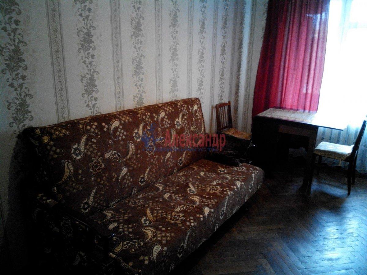 1-комнатная квартира (43м2) в аренду по адресу Кропоткина ул., 24— фото 7 из 7