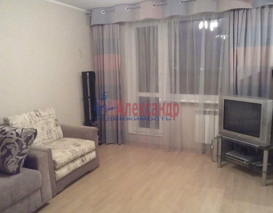 1-комнатная квартира (40м2) в аренду по адресу Непокоренных пр., 10— фото 1 из 2
