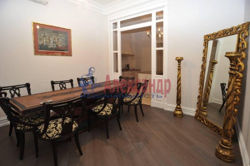 3-комнатная квартира (175м2) в аренду по адресу Реки Фонтанки наб.— фото 9 из 10