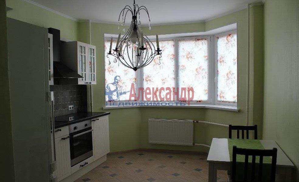 1-комнатная квартира (36м2) в аренду по адресу Парголово пос., Валерия Гаврилина ул., 5— фото 2 из 7