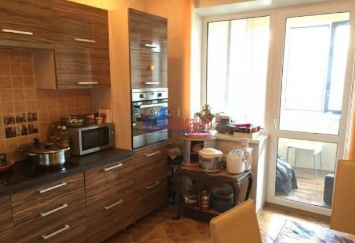 Комната в 2-комнатной квартире (46м2) в аренду по адресу Ленинский пр., 134— фото 1 из 4