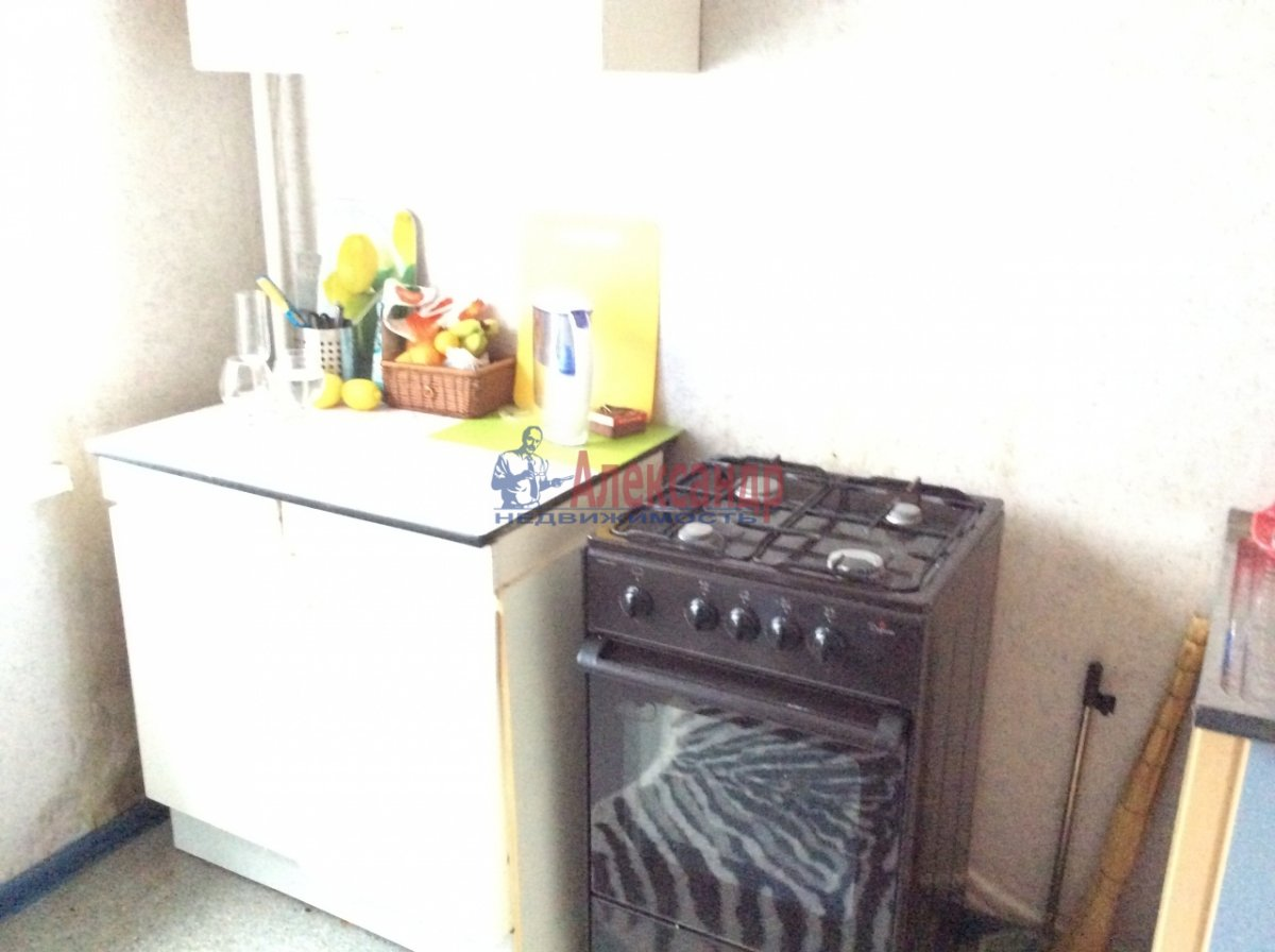 1-комнатная квартира (33м2) в аренду по адресу Северный пр., 73— фото 6 из 8