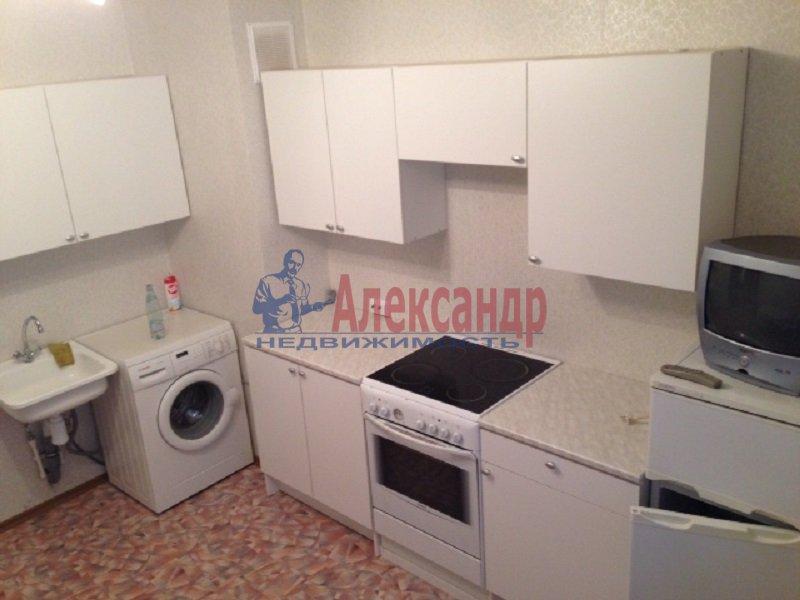 1-комнатная квартира (38м2) в аренду по адресу Парголово пос., Валерия Гаврилина ул., 3— фото 3 из 5