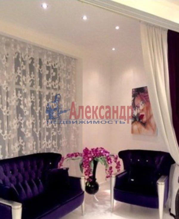 1-комнатная квартира (35м2) в аренду по адресу Туристская ул., 23— фото 7 из 7