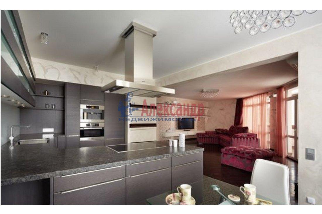 3-комнатная квартира (98м2) в аренду по адресу Приморский пр., 137— фото 5 из 12
