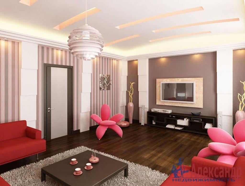 3-комнатная квартира (137м2) в аренду по адресу Кемская ул., 1— фото 1 из 4