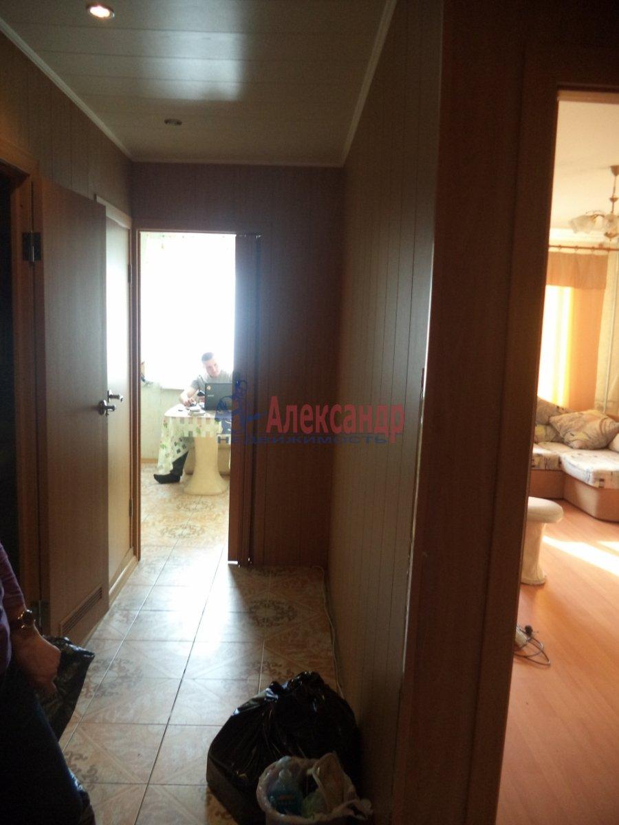 1-комнатная квартира (35м2) в аренду по адресу Академика Константинова ул., 10— фото 4 из 4