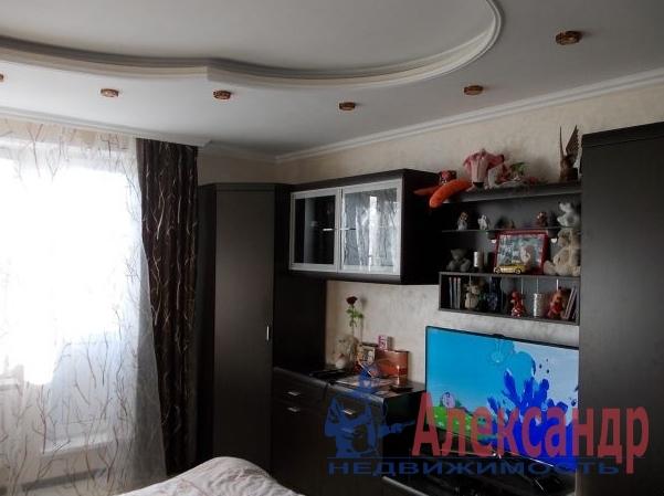 1-комнатная квартира (41м2) в аренду по адресу Парашютная ул., 54— фото 1 из 3