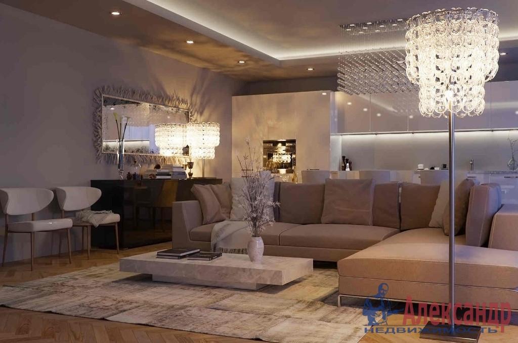 2-комнатная квартира (74м2) в аренду по адресу Полтавский пр-зд., 2— фото 1 из 3