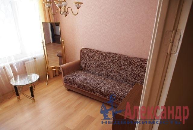 2-комнатная квартира (50м2) в аренду по адресу 2 Муринский пр., 51— фото 1 из 3