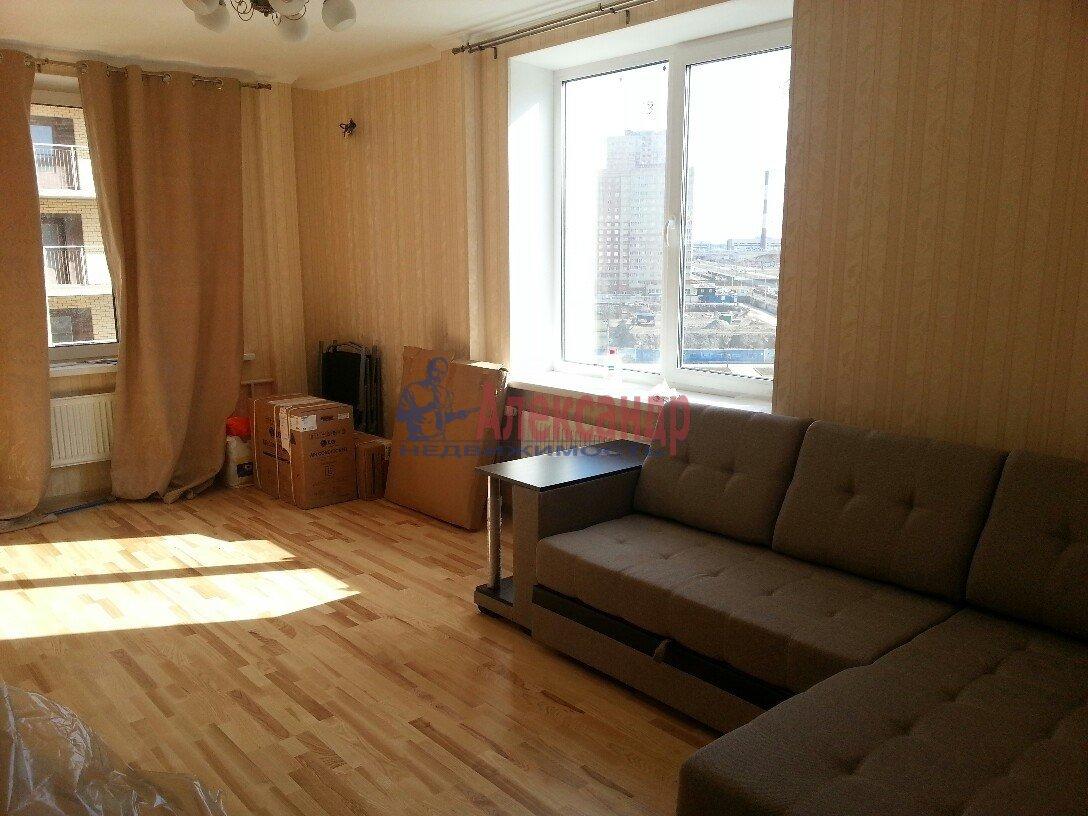 1-комнатная квартира (43м2) в аренду по адресу Ново-Александровская ул., 14— фото 6 из 10