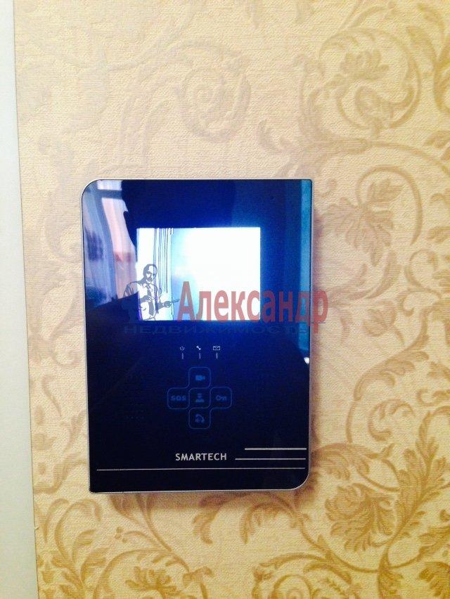 1-комнатная квартира (45м2) в аренду по адресу Петергофское шос., 45— фото 17 из 18