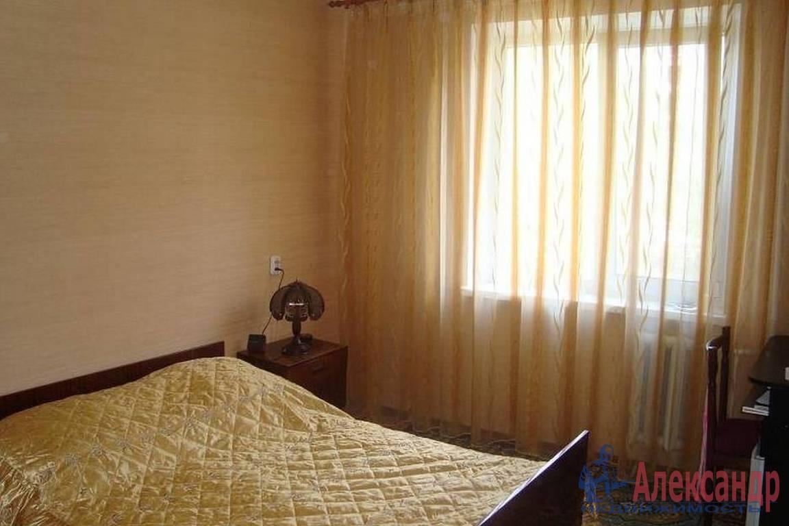 3-комнатная квартира (63м2) в аренду по адресу Кораблестроителей ул., 46— фото 3 из 4