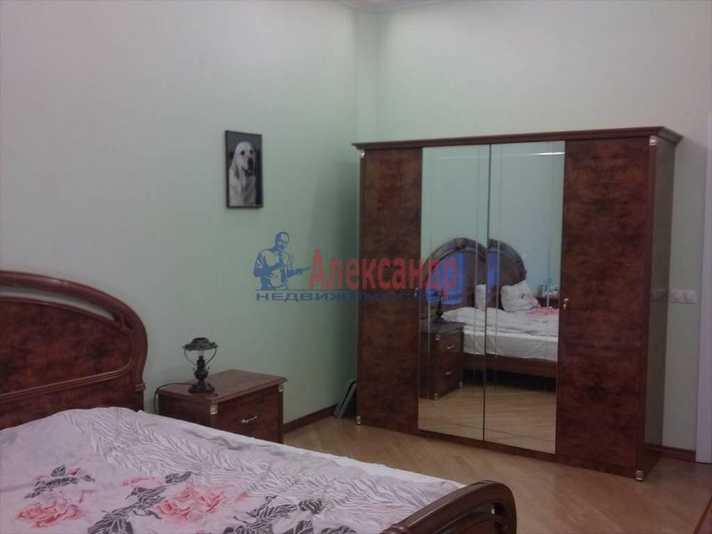4-комнатная квартира (120м2) в аренду по адресу Большая Монетная ул., 10— фото 1 из 13