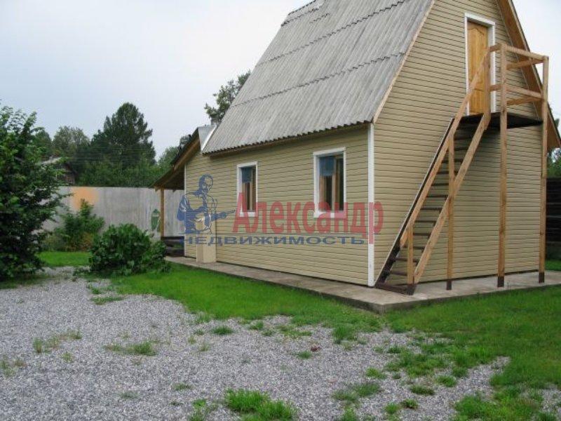 Дом (60м2) в аренду — фото 1 из 9