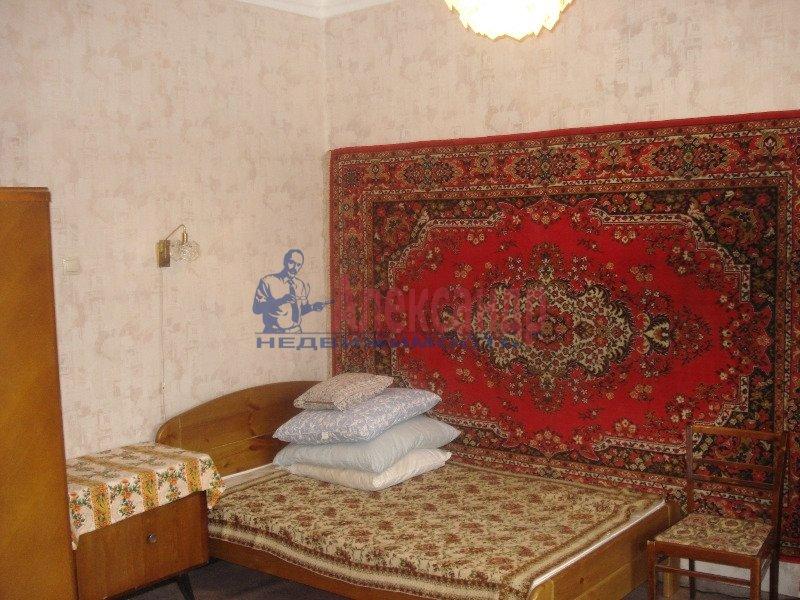 2-комнатная квартира (52м2) в аренду по адресу Барочная ул., 4— фото 1 из 10