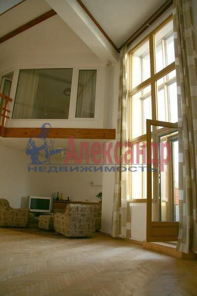 4-комнатная квартира (120м2) в аренду по адресу Капитанская ул., 5— фото 2 из 5