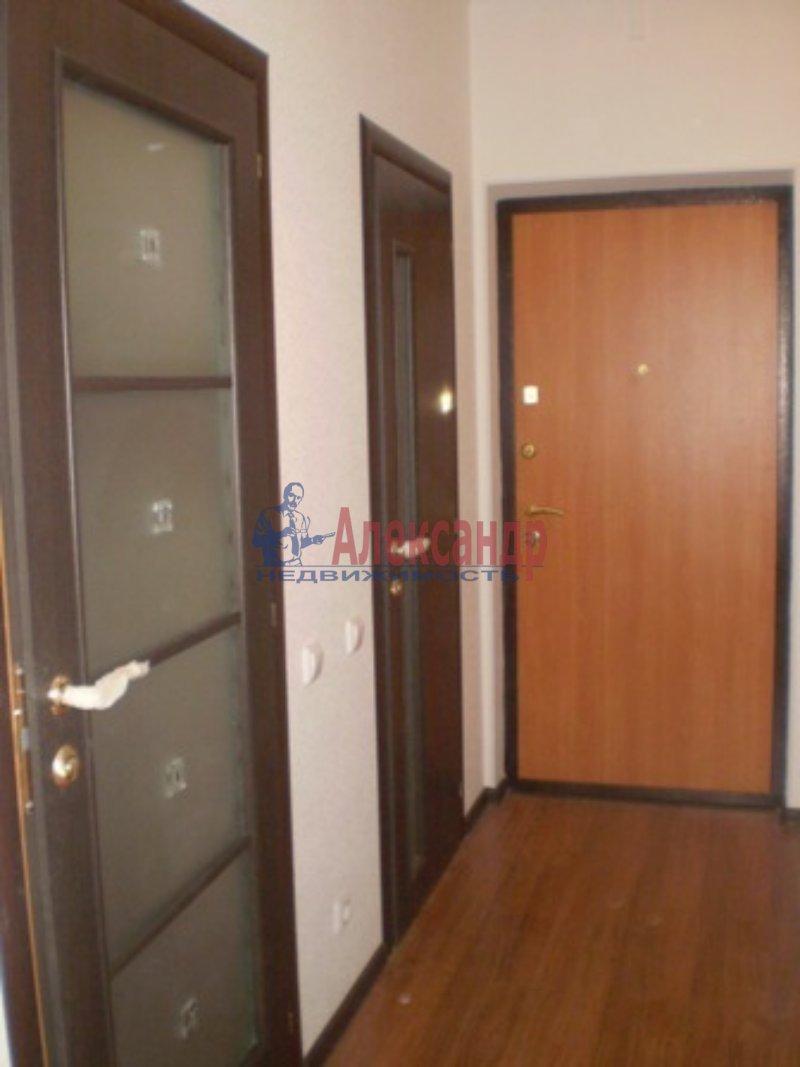 1-комнатная квартира (32м2) в аренду по адресу Кудрово дер., Европейский пр., 13— фото 4 из 6