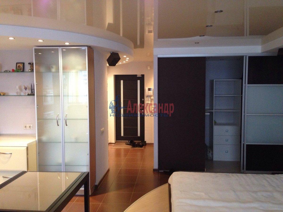 1-комнатная квартира (30м2) в аренду по адресу Парголово пос., Михаила Дудина ул., 23— фото 3 из 6