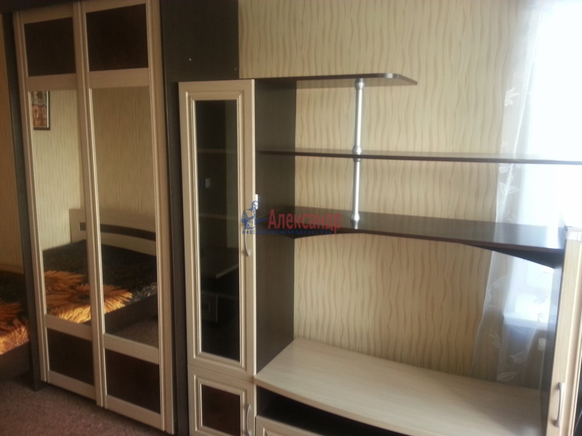 1-комнатная квартира (34м2) в аренду по адресу Гражданский пр., 15— фото 13 из 17