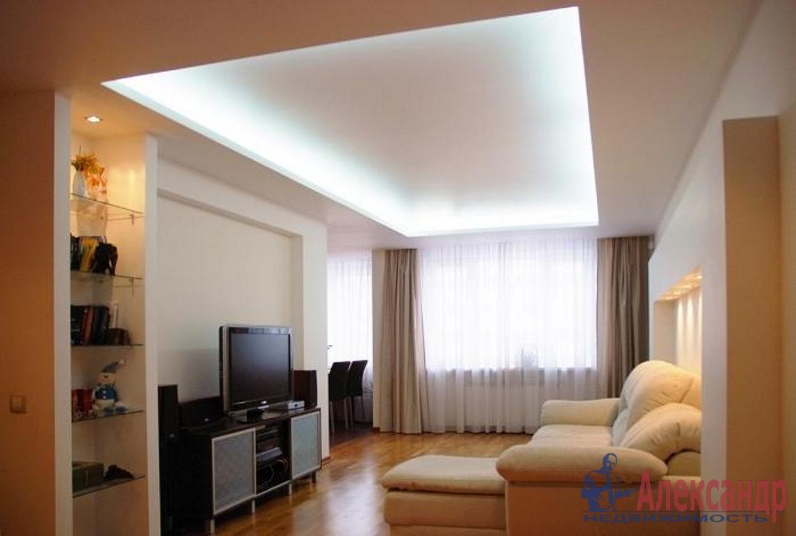 3-комнатная квартира (83м2) в аренду по адресу Егорова ул., 14— фото 1 из 3