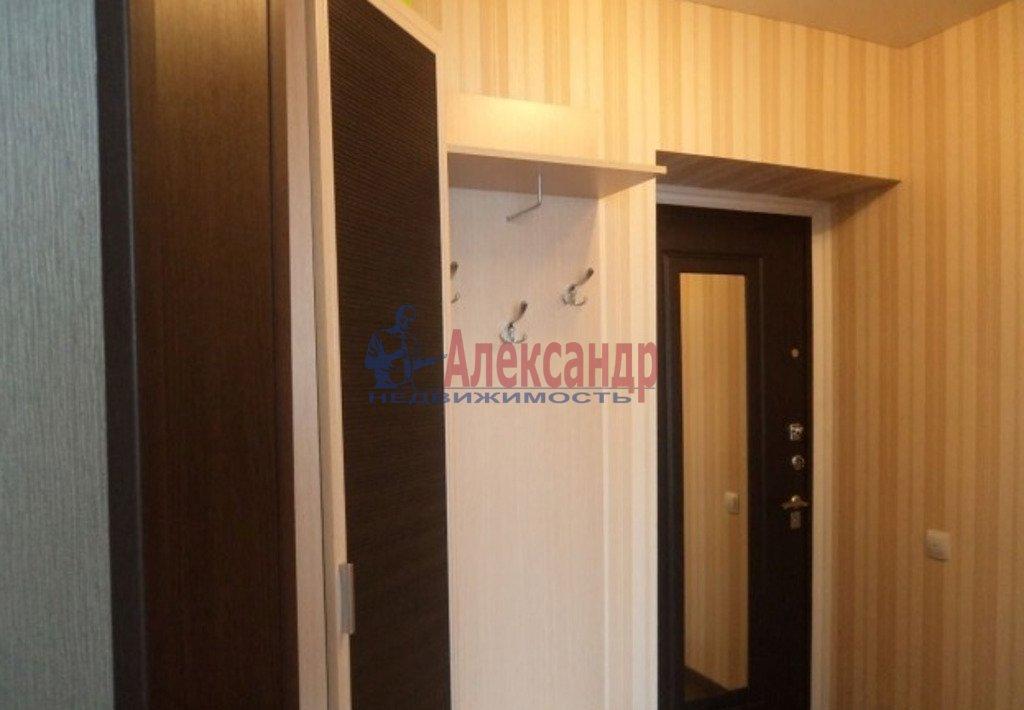 1-комнатная квартира (38м2) в аренду по адресу Маршала Блюхера пр., 9— фото 3 из 3
