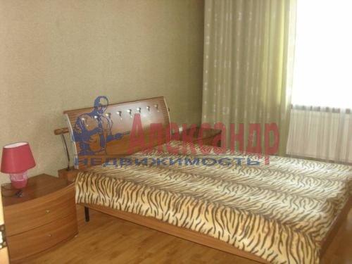 1-комнатная квартира (43м2) в аренду по адресу Учебный пер., 2— фото 3 из 4