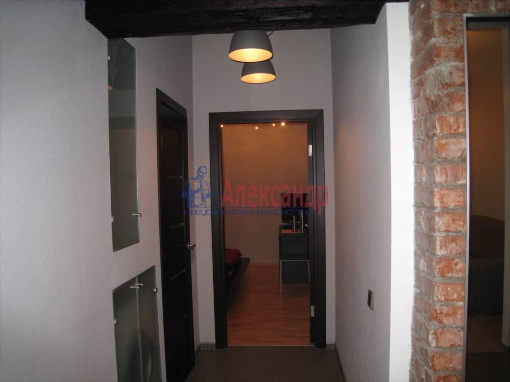2-комнатная квартира (54м2) в аренду по адресу Московский просп., 145— фото 3 из 5