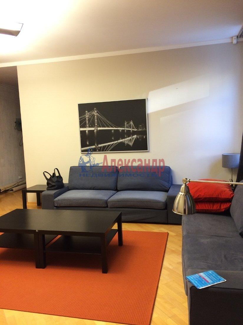 3-комнатная квартира (100м2) в аренду по адресу Московский просп., 173— фото 11 из 18