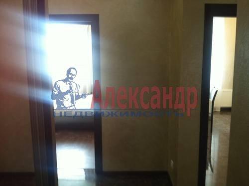 3-комнатная квартира (91м2) в аренду по адресу Искровский пр., 22— фото 3 из 8