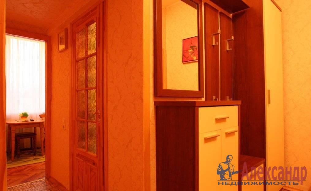 1-комнатная квартира (45м2) в аренду по адресу Науки пр., 19/2— фото 4 из 8