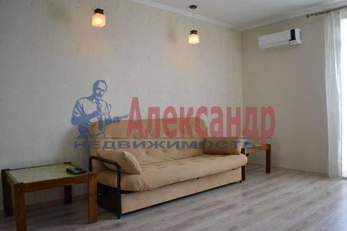 1-комнатная квартира (44м2) в аренду по адресу Гжатская ул., 22— фото 1 из 6