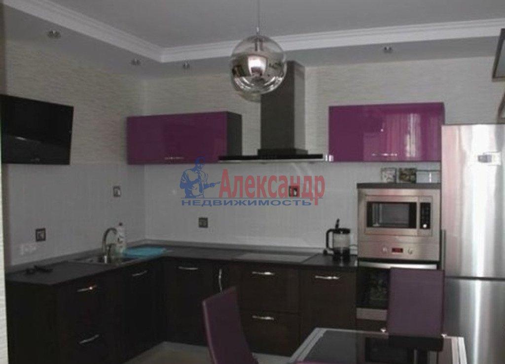 2-комнатная квартира (71м2) в аренду по адресу Глухая Зеленина ул., 6— фото 3 из 4