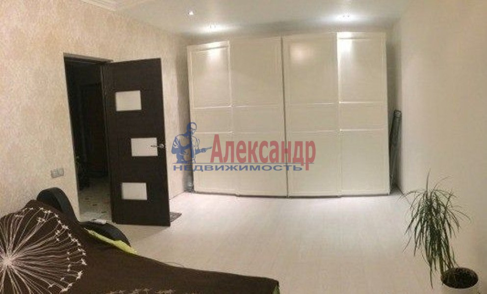 1-комнатная квартира (36м2) в аренду по адресу Рыбацкий пр., 37— фото 1 из 7