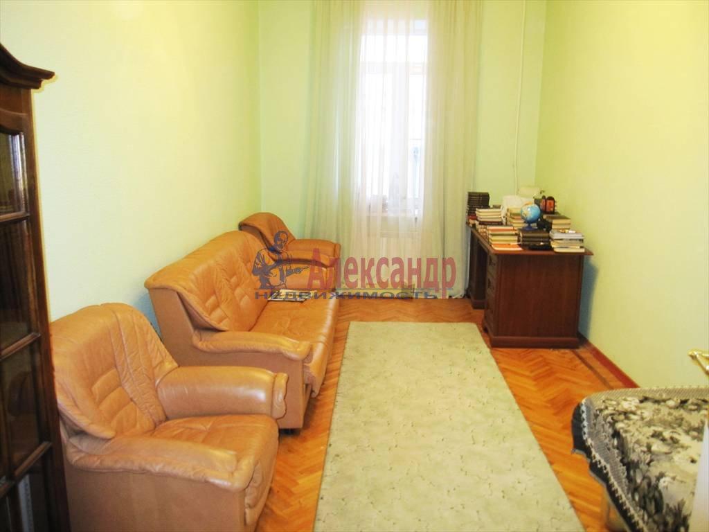 3-комнатная квартира (125м2) в аренду по адресу Мытнинская наб., 1— фото 9 из 16