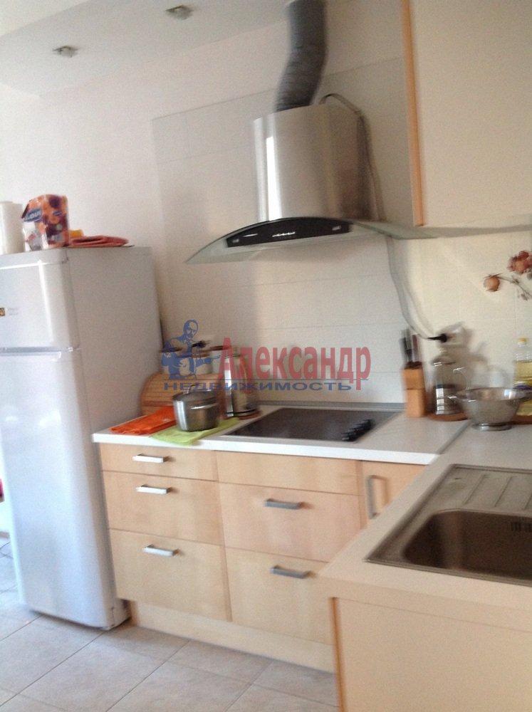 1-комнатная квартира (43м2) в аренду по адресу Асафьева ул., 3— фото 1 из 6