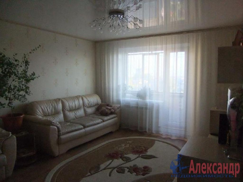 Комната в 2-комнатной квартире (37м2) в аренду по адресу Гаккелевская ул., 26— фото 1 из 3
