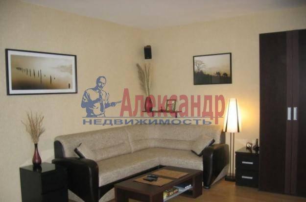 1-комнатная квартира (46м2) в аренду по адресу Приморский пр., 137— фото 3 из 3