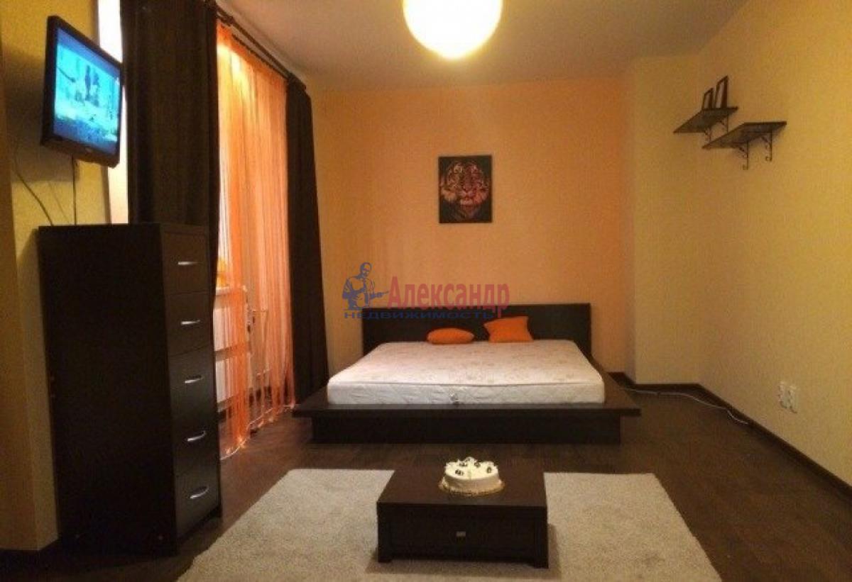1-комнатная квартира (41м2) в аренду по адресу Бабушкина ул.— фото 1 из 6