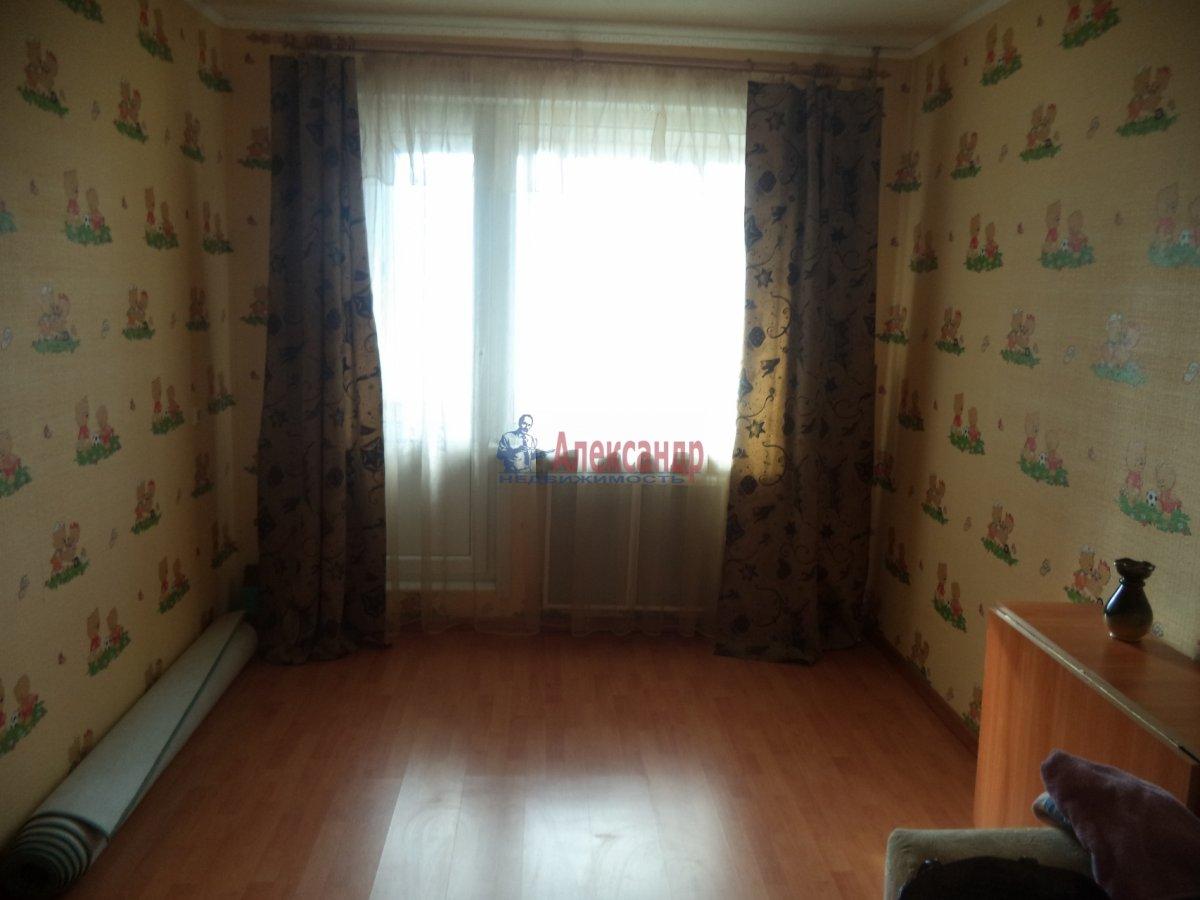 1-комнатная квартира (35м2) в аренду по адресу Академика Константинова ул., 10— фото 3 из 4