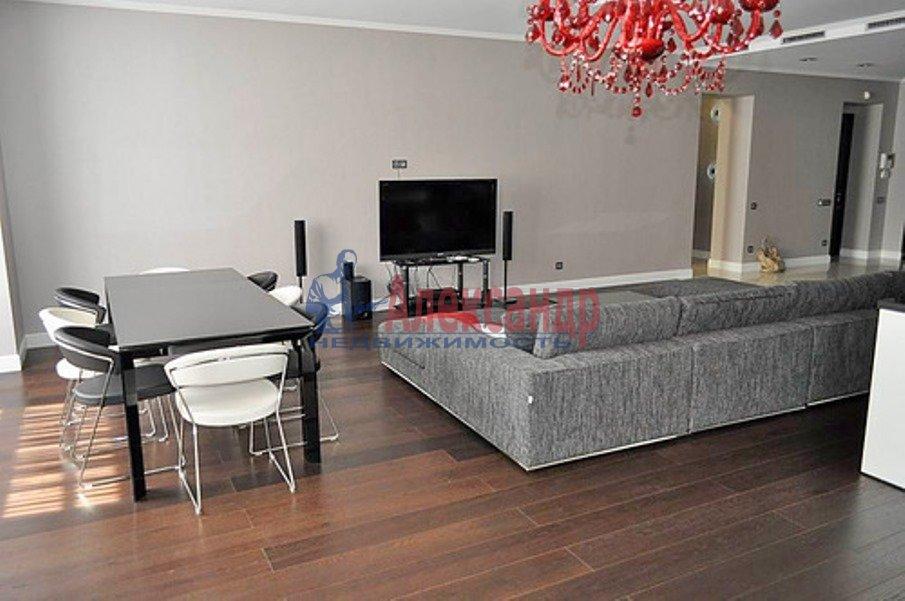 3-комнатная квартира (126м2) в аренду по адресу Средний В.О. пр., 85— фото 2 из 11