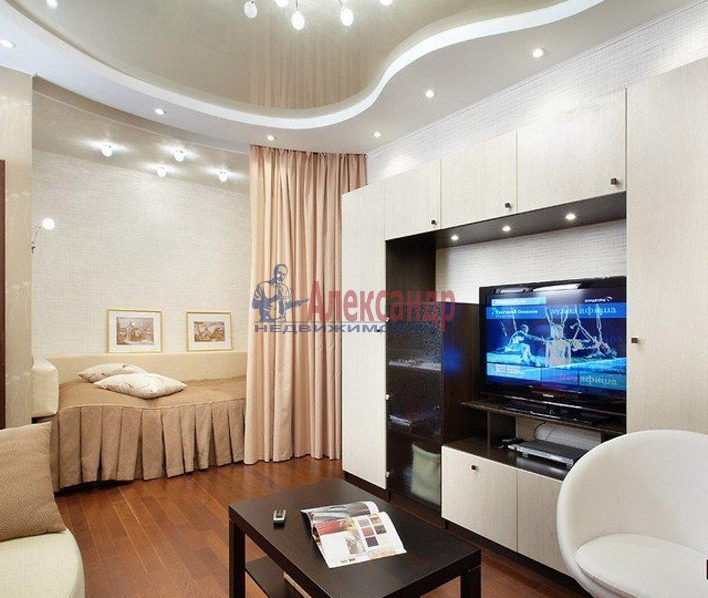 3-комнатная квартира (135м2) в аренду по адресу Константиновский пр., 23— фото 2 из 4