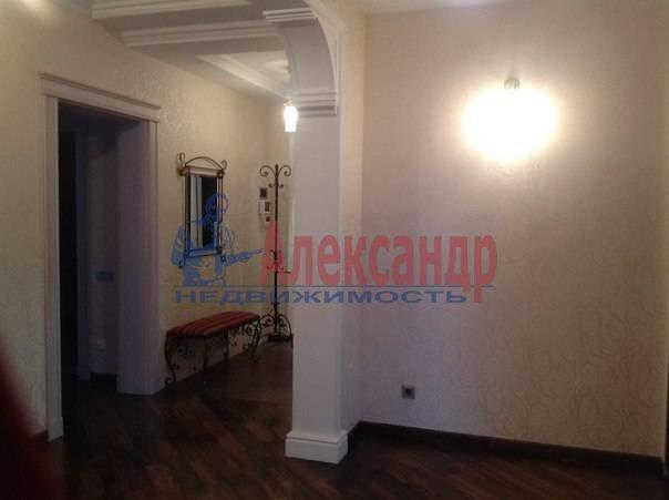 3-комнатная квартира (97м2) в аренду по адресу Луначарского пр., 21— фото 8 из 12