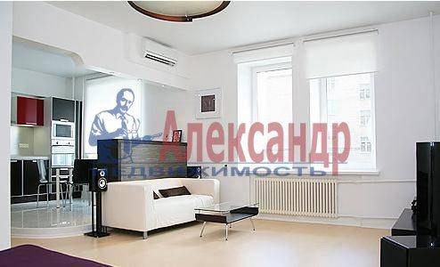 2-комнатная квартира (90м2) в аренду по адресу Некрасова ул.— фото 1 из 6